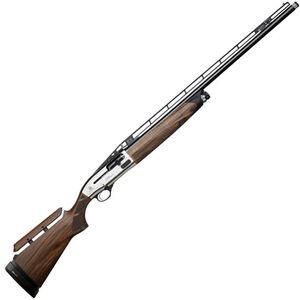"""Beretta A400 Xcel Multi-Target Semi Auto Shotgun 12 Gauge 32"""" Vent Rib Barrel 3"""" Chamber 3 Rounds Kick-Off System Walnut Stock Silver Receiver Blued J40CT12"""