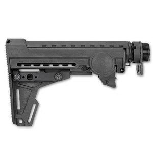 ERGO AR-15 F93 PRO Stock Eight Position Collapsible Black 4925-BK