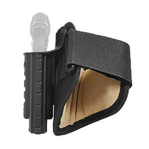 Fobus Ankle Holster For Glock 26/27/33 Right Hand Cordura/Polymer Black