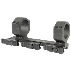 Midwest Industries QD Extreme 34mm Cantilever Offset Scope Mount Black MI-QD34XDSM