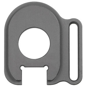 Midwest Industries Remington 870 Right Hand Slotted Sling Mount Aluminum Black