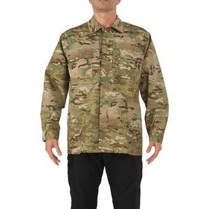 5.11 Tactical Multicam TDU Long Sleeve Shirt Small