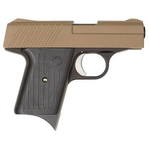 "Cobra Denali 380 ACP 2.8"" 5 Rounds Poly Frame Black/Tan"