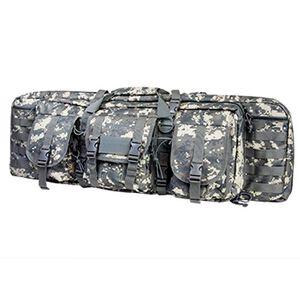 """Vism Double Carbine Soft Rifle Case 36"""" PVC Digital Camo Finish CVDC2946D-36"""
