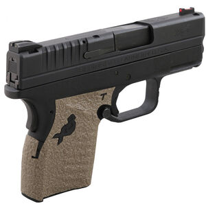 Talon Grips Grip Wrap Springfield XDS 9mm/.40/.45 with Small Backstrap Rubber Texture Moss