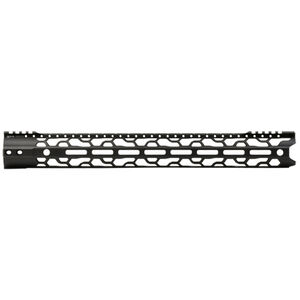 "ODIN Works LR-308 High Profile 17.5"" M-LOK O2 Lite Forend Black Finish"
