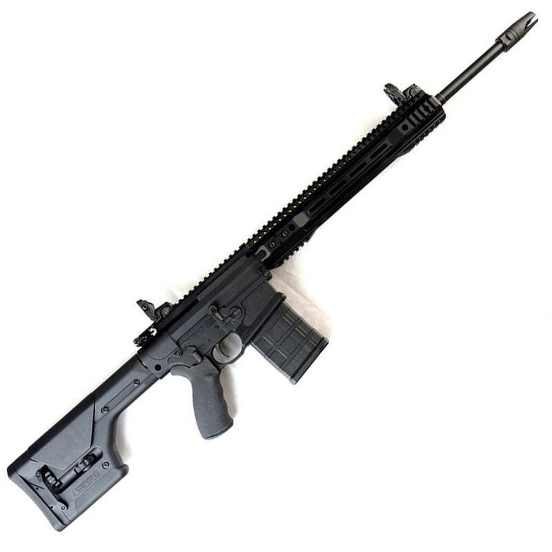 "Franklin Armory Militia Model Praefector-M AR Style Semi Auto Rifle .308 Winchester 20"" Barrel 20 Rounds Free Float Hand Guard Magpul PRS Stock Matte Black Finish"