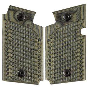 Hogue Extreme Series Grips SIG P938 G10 Piranha Green 98128