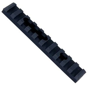 ERGO Grip 10 Slot Picatinny Rail Polymer Black 4751