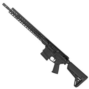 """Stag Arms STAG-10 Marksman Left Hand Semi Auto Rifle .308 Winchester 18"""" Barrel 10 Rounds Stag Free Float M-LOK Compatible Hand Guard Magpul Stock Matte Black Finish"""