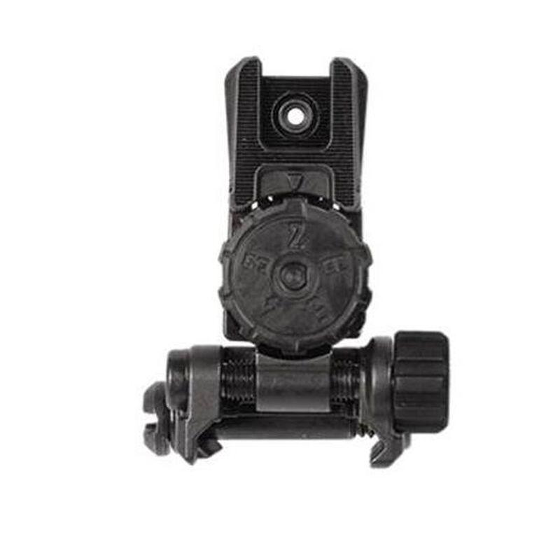 Magpul MBUS Pro LR AR-15 Adjustable Rear Sight Black MAG527