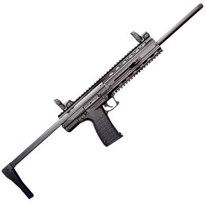 "Kel-Tec CMR-30 .22 WMR Semi Auto Rifle 16"" Barrel 30 Rounds Collapsible Stock Matte Black Finish"