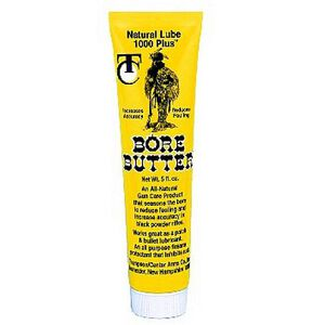 Thompson/Center Arms Natural Lube 1000 Plus Bore Butter 5 oz. Natural Scent
