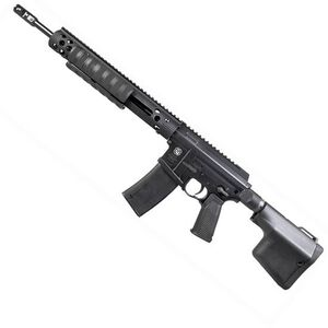 """Troy AR Sporting Pump Action Rifle .308 Win 16"""" Barrel 10 Rounds Polymer Stock Black SPARS3816BT01"""
