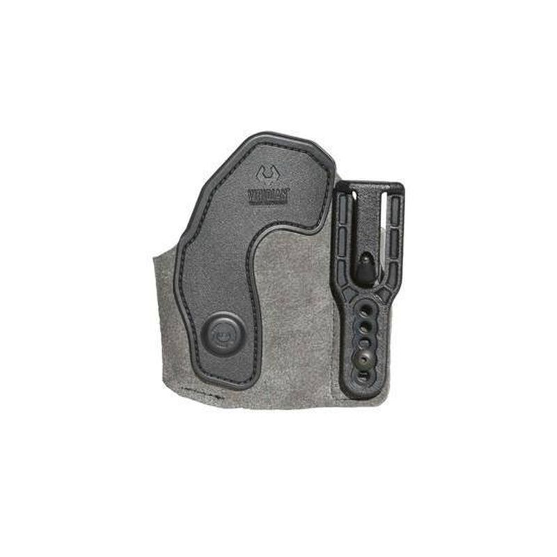 Viridian Reactor 5 Gen 2 Green Laser Sight for Springfield XDS featuring ECR With Ambidextrous IWB Holster