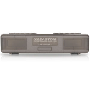 Easton Archery Crossbow Arrow Box Holds 18 Arrows Smoke Grey
