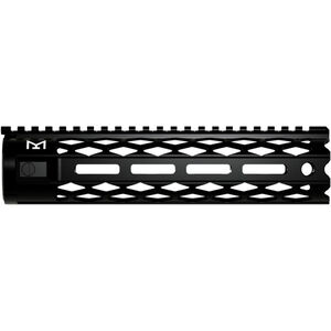 Yankee Hill Machine Black Diamond M-LOK Handguard Mid-Length Aluminum Black