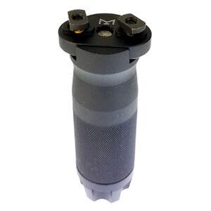 Samson MFG M-LOK Vertical Grip Medium Height 6061-T6 Aluminum Hard Coat Anodized Matte Black