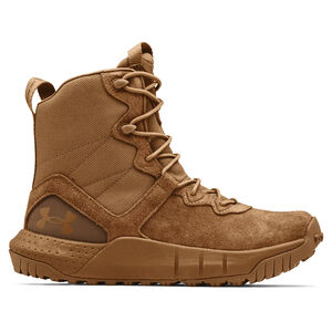 Under Armour Women's Micro G Valsetz Leather Tactical Boots