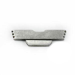 DELTAC Extended Slide Lock Lever For GLOCK 43 Stainless Steel GLC43SS