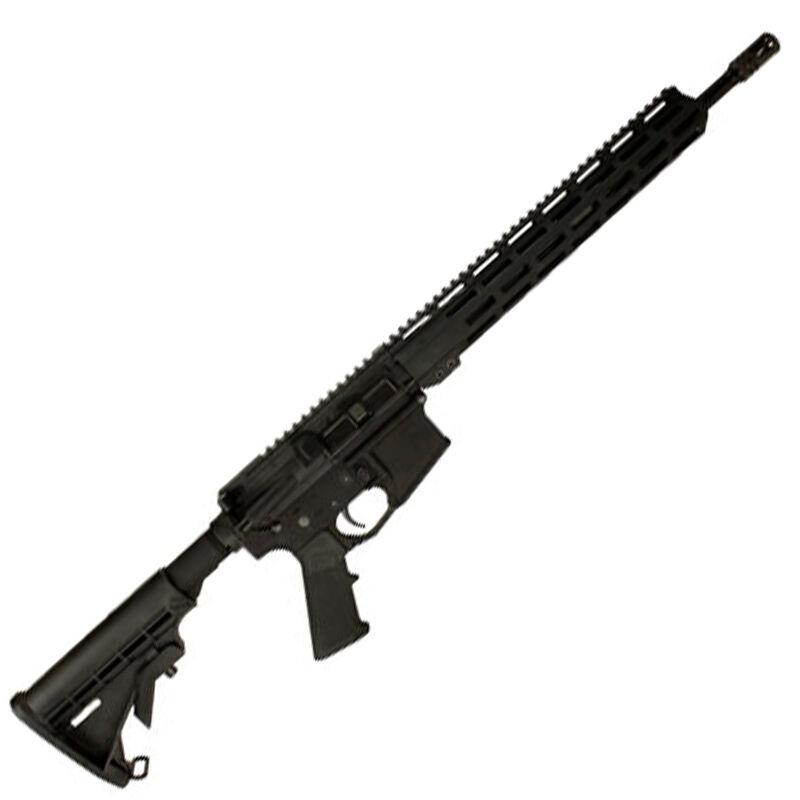 "Del-Ton Echo 316L Optics Ready AR-15 5.56 NATO Semi Auto Rifle 16"" Lightweight Barrel M-LOK Free Float Hand Guard Carbine Stock Black"