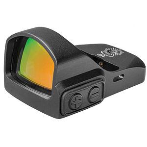 TRUGLO Tru-Tec Green Dot Sight 3 MOA Dot CR2032 Battery Picatinny Mount Black Finish