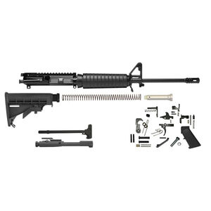 "Del-Ton AR-15 Build Kit 5.56 NATO 16"" Lightweight Barrel 1:9 Twist LPK Included"