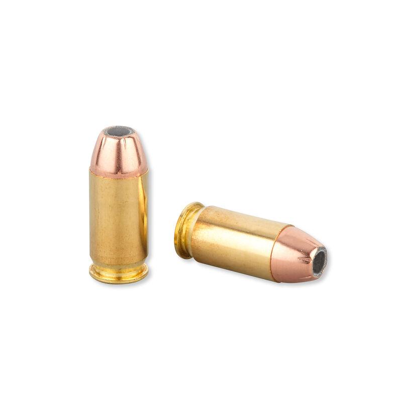 Fiocchi Pistol Shooting Dynamics .45 ACP Ammunition 200 Grain JHP 890 fps