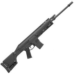 "Bushmaster ACR DMR Semi Auto Rifle 5.56 NATO 18.5"" Barrel 20 Round Magazine Three-Sided Picatinny Hand Guard Magpul PRS2 Stock Adjustable Gas Piston Matte Black"