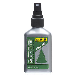 Wildlife Research Center Pine Masking Scent X-TRA Concentrated 4oz
