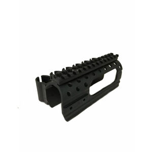 Matrix Arms Mossberg 500/590/Shockwave Side Saddle with Picatinny Rail and 6 Shell Holders