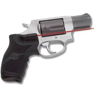 Crimson Trace Lasergrip Taurus Small Frame Revolvers Overmold Rubber Black LG-385