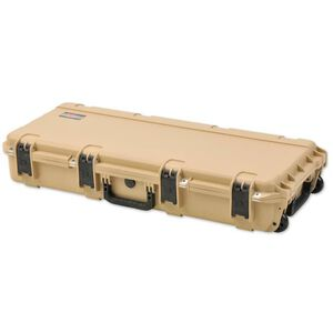 "SKB iSeries 3614 M4 Short Rifle Hardcase 40"" Polypropylene Desert Tan 3i-3614-6T-L"