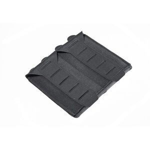 Blueforce Gear Stackable Ten-Speed Double M4 Mag Pouch Black HW-TSP-M4-2-SB-BK