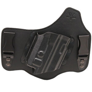 Galco KingTuk Classic Holster Fits GLOCK 17/22/19/23 and similar IWB Right Hand Leather Black