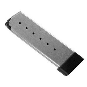Kahr 45 Models 7 Round Magazine w/Extended Base Stainless