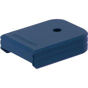 UTG PRO +0 Base Pad, Glock Large Frame, Matte Blue Aluminum