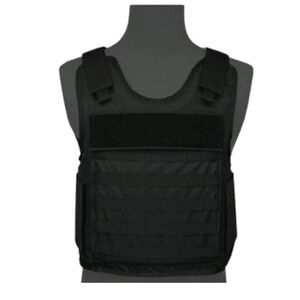 Premier Body Armor Eagle Tactical Vest 2X Large NIJ Certified Level IIIA Black