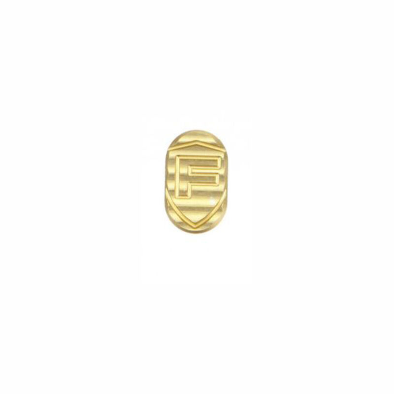 Fortis Manufacturing AR Magazine Release Button Only Gold AR15-MB-6061-GOLD