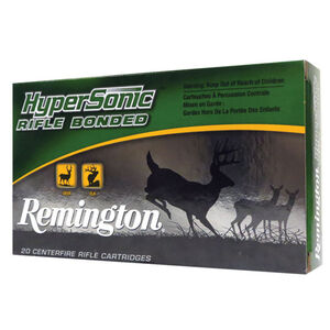Remington Hypersonic Bonded 243 Win PSP 20 Rounds 100 Grain