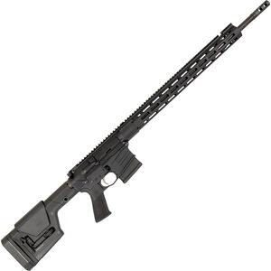 "Savage Arms MSR 10 Long Range AR Style Semi Auto Rifle 6mm Creedmoor 22.5"" Barrel 10 Rounds Free Float M-LOK Hand Guard Magpul PRS Gen3 Stock Matte Black"