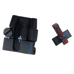 Beretta Fiber Optic Adjustable Sight Set PX4 Full Size Steel Housing Matte Black