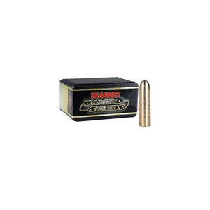 Barnes .500 Jeffery Bullets 20 Projectiles Banded LF 535 Grains