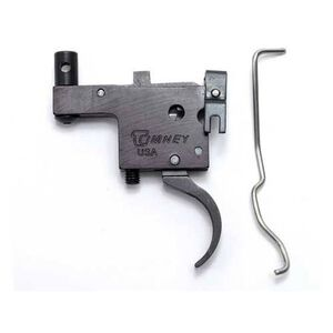 Timney Trigger for Ruger Model 77 with Tang Safety Adjustable from 1.5 LBS to 3.5 LBS Aluminum Black 601
