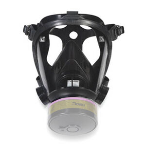 Honeywell Survivair Opti-Fit Tactical Mask Facepiece with 5-Point Strap No Filter Large