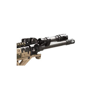 "Impact Weapon Components THORNTAIL Offset Adaptive Light Mount Surefire Viking Tactics .830"" Ring Size Aluminum Anodized Black Finish LPIC830"