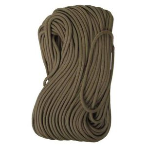 Tac Shield 550 Paracord 7 Strand Nylon Braided 100' Coyote 03012