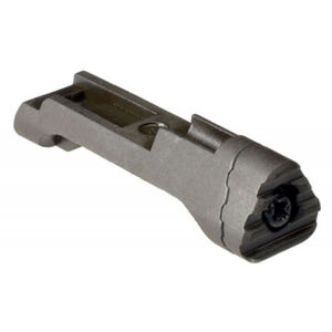 Strike Industries SIG Sauer P320 Magazine Release Stainless Steel QPQ Black Coated SI-P320-MMR