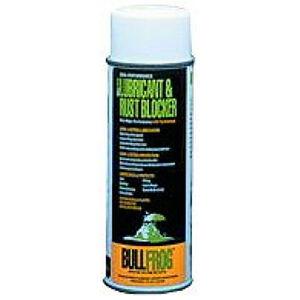 Bull Frog Lubricant and Rust Blocker 5.75 oz. Aerosol  93692