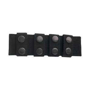 Tru-Spec Tru Deluxe Heavy Duty Belt Keepers Nylon Black 4 Count 4109000